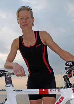 Corinne Abraham - Inspiring Women in Triathlon