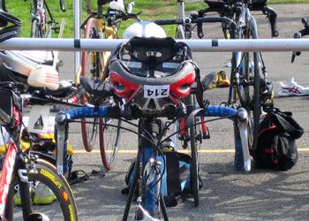 Triathlon Transition Tips