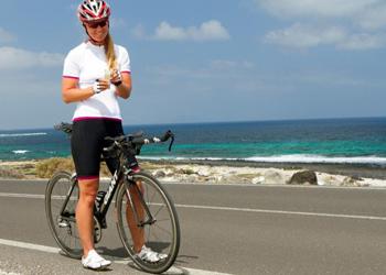 cycle training for triathlon