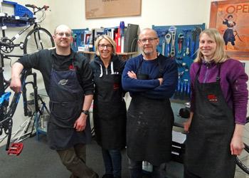 bike maintenance course for triathlon newbies