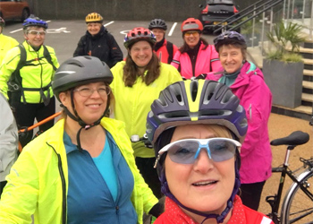 Breeze Group Ride