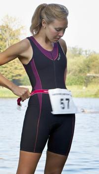 Top 10 Triathlon-Ausrüstung: Startnummernband
