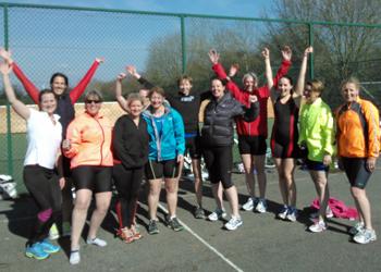 Women Only Triathlon Training Day Bristol 2013