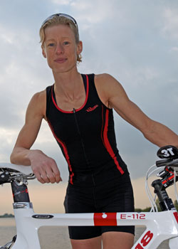 Corinne Abraham - Inspiring Women in Triathlon