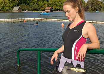 Triathlon Swim Fears Overcome