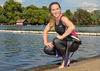 Overcoming Triathlon Swim Fears