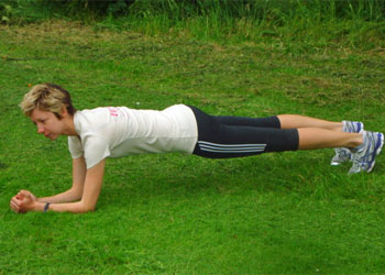 Core Training for Triathlon