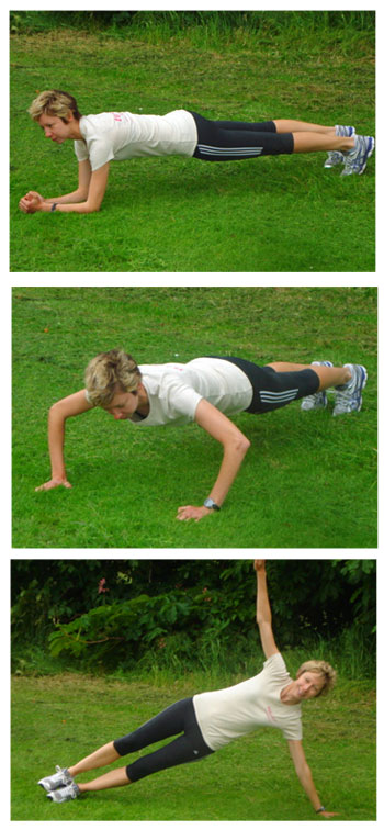 Core Strength for Triathletes
