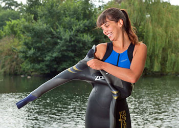 Tips for buying a wetsuit for triathlon and open water ...