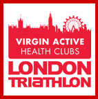 Trigirl at Virgin Active London Triathlon