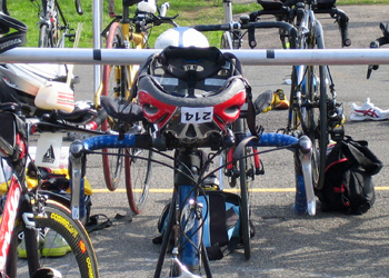 Triathlon Transition Tips