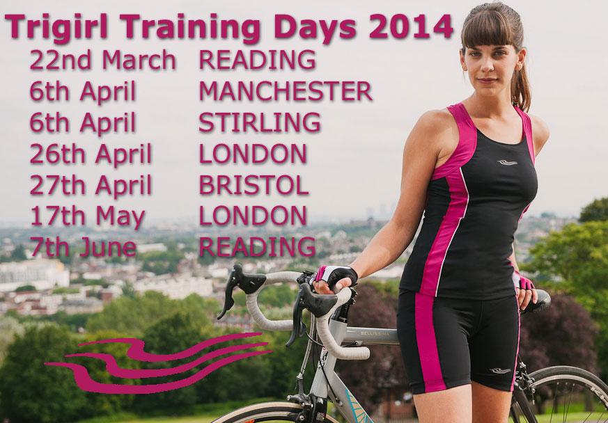 Triathlon Training Days 2014