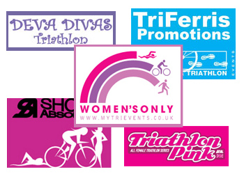 Women's Only Triathlons