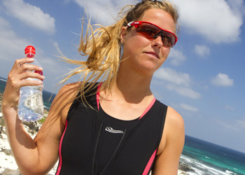 Trigirl Hydration in Triathlon