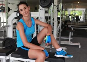 Triathlon Training in the Gym