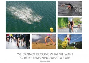 Triathlon An Inspiration Sample Page
