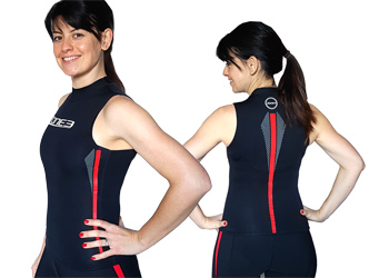 Neoprene Vest for Openwater Swimmers
