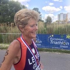 Joanna Lewis triathlon coach