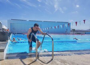 High-Intensity Swim Training - Trigirl HITT