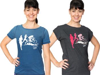 Trigirl T-Shirts