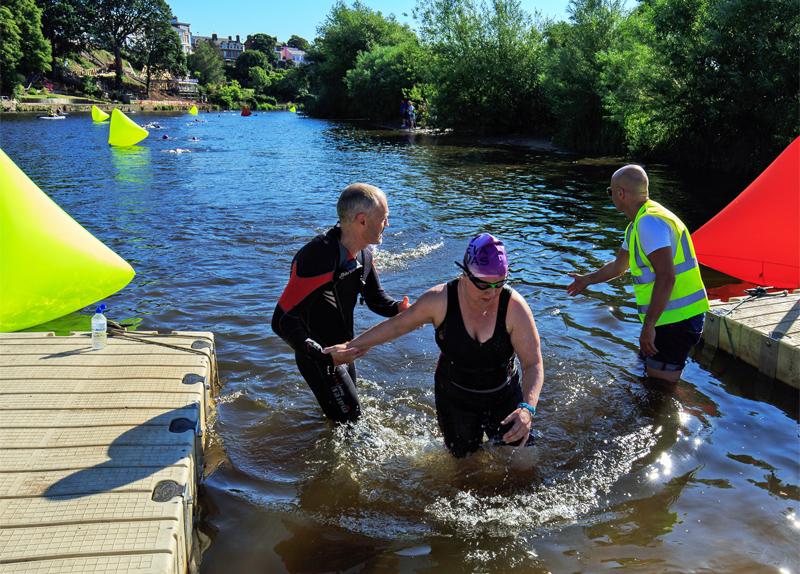 Deva Divas Triathlon Chester
