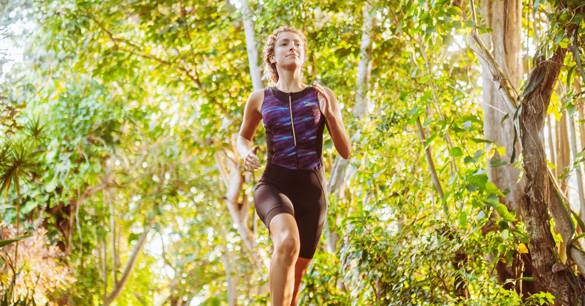 Sustainably Sourced Trisuits